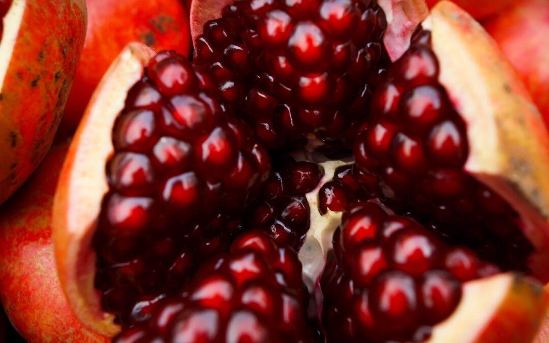 Le proprietà Antiossidanti del Melograno