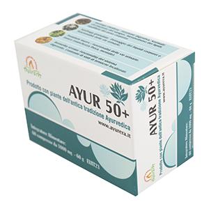 AYUR 50+ – Supporto naturale per il fisiologico benessere della prostata.