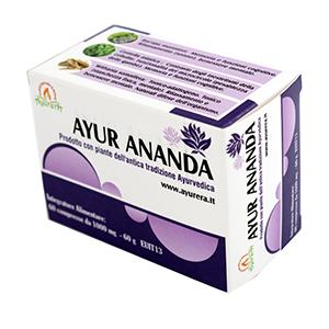 Ayur Ananda – Supporto naturale per l'equilibrio mentale ed emotivo.