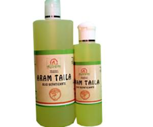 Aram Taila – Olio defaticante per la tensione muscolare.