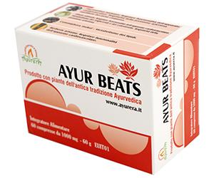 Ayur Beats – Supporto naturale per il benessere cardiovascolare.