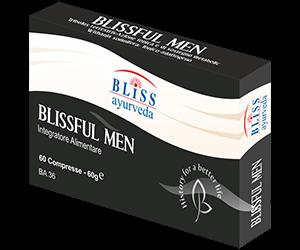 Blissful Men – Supporto naturale per la fisiologica vitalità dell'uomo.