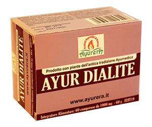 Ayur Dialite – Supporto naturale per il controllo degli zuccheri nel sangue.