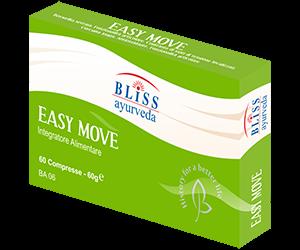 Easy Move – Supporto naturale per favorire la funzionalità articolare.