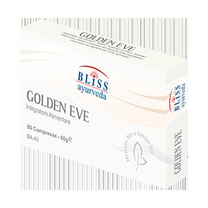 Golden Eve – Supporto naturale per contrastare i disturbi della menopausa.