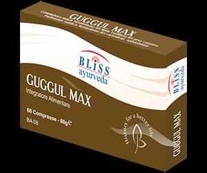 Guggul Max – Supporto naturale per il fisiologico controllo del colesterolo.
