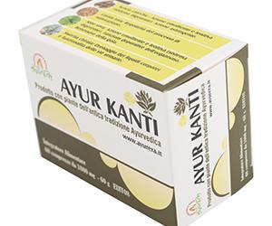 Ayur Kanti – Supporto naturale per la bellezza della pelle.