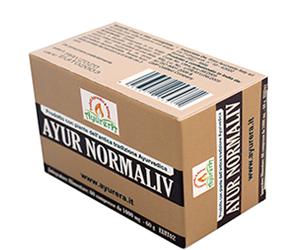 Ayur Normaliv – Supporto naturale per il benessere di fegato e cistifellea.