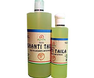 Shanti Taila – Olio rilassante e per aromaterapia.