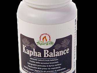 Kapha Balance – Integratore per il bilanciamento del Dosha Kapha.