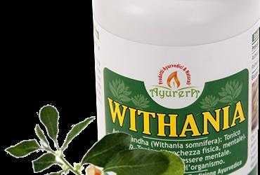 Withania – Supporto naturale ringiovanente e adattogeno per corpo e mente.